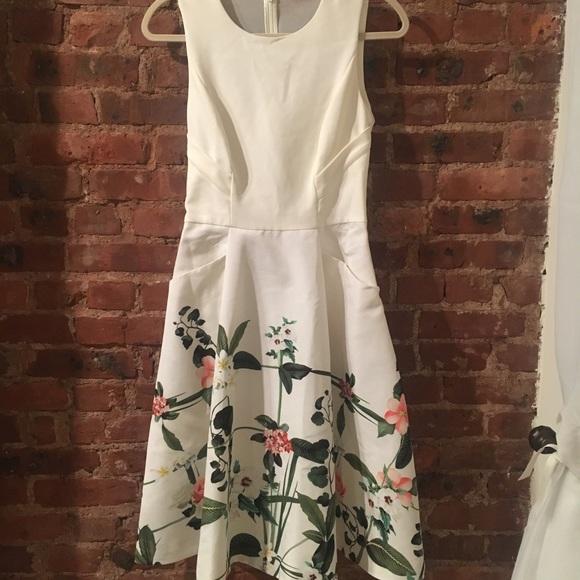 18fd8d474aaae Ted Baker Secret Trellis Print Dress